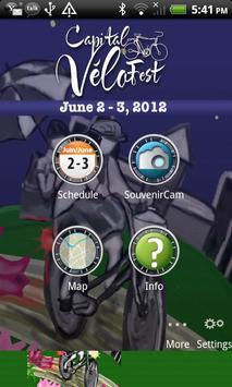 Capital VeloFest screenshot 1
