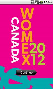 Canada at WOMEX poster