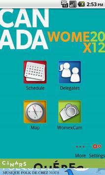 Canada at WOMEX apk screenshot