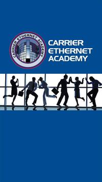 Carrier Ethernet Academy poster