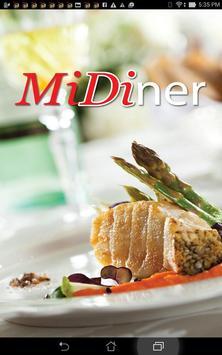 MiDiner poster