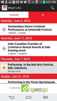 Sampradaya Dance Creations apk screenshot