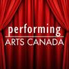 Performing Arts Canada biểu tượng