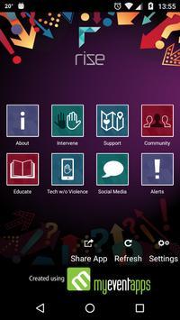 RISE OCTEVAW apk screenshot