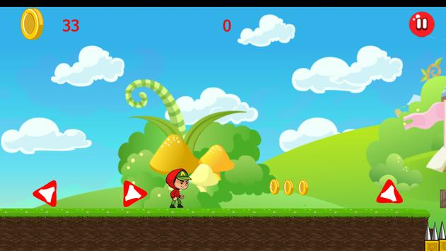 super adventure run apk screenshot