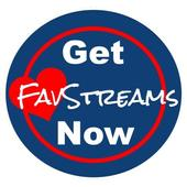 FavStreams Apk icon