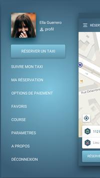 FAXI - les meilleurs taxis screenshot 5