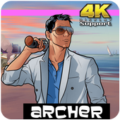 Archer Wallpaper icon