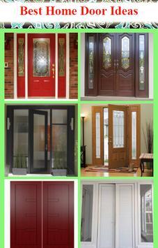 Best Home Door Ideas poster