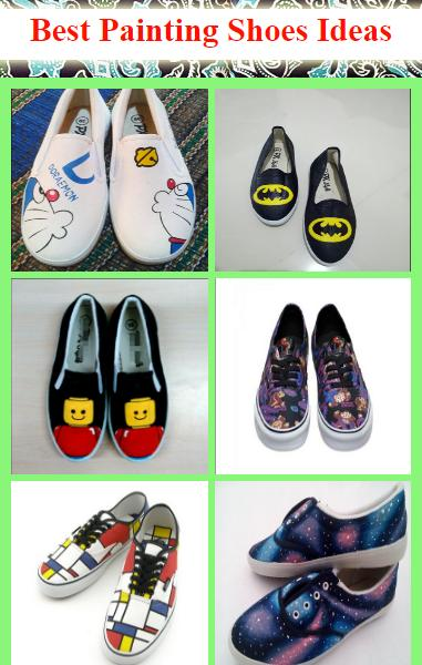 Diy Painted Shoes Ideas For Android Apk Download