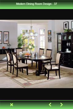 Modern Dining Room apk screenshot