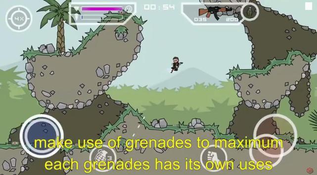 Quoiqy Doodle Army 2 : Mini Militia screenshot 2