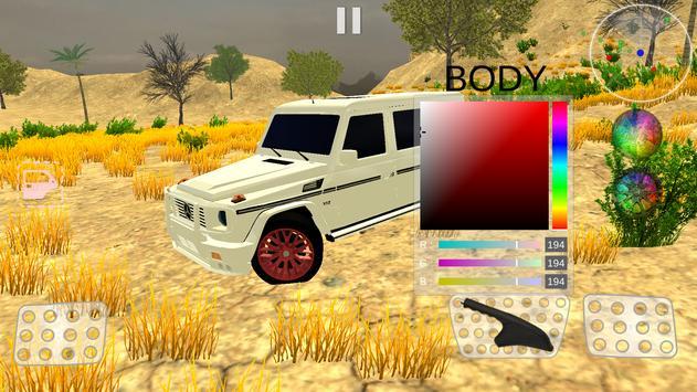 Safari Hunting - Gelandewagen screenshot 2