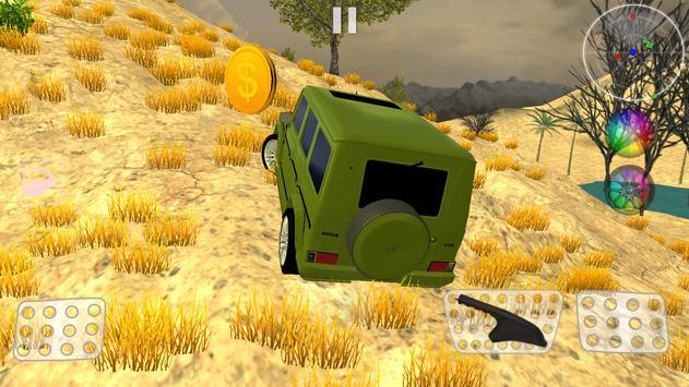 Safari Hunting - Gelandewagen screenshot 3