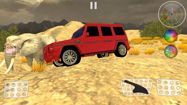 Safari Hunting - Gelandewagen screenshot 7