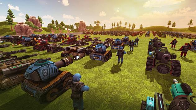 Totally Epic Battle Simulator – Ultimate War Games apk screenshot