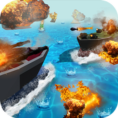Epic Sea Battle Simulator icon