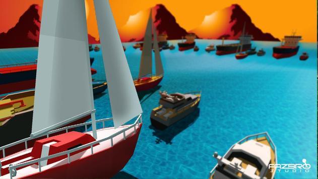 Epic Sea Battle Simulator screenshot 8