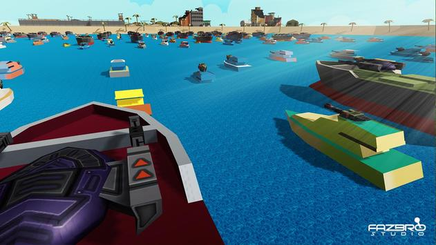 Epic Sea Battle Simulator screenshot 1