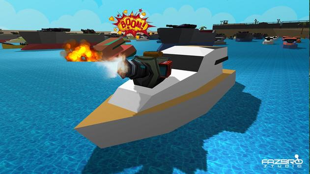 Epic Sea Battle Simulator screenshot 2