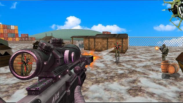 Combat Army Commando Fight 2 apk screenshot