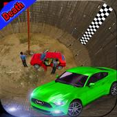 Death Well Car Stunt Rider icon