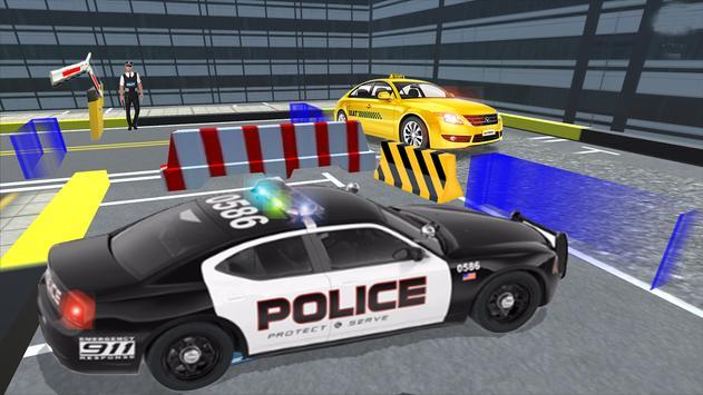 Police Parking Madness Free screenshot 1