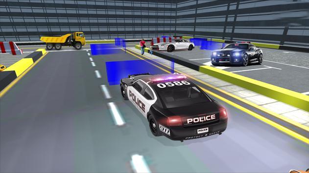 Police Parking Madness Free screenshot 4