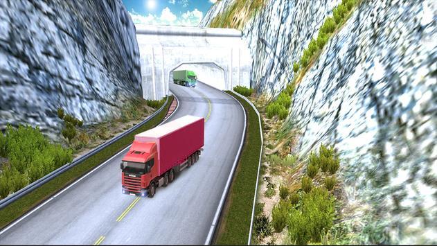 Truck Racer Drive poster