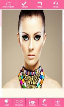 YouCam Makeup Selfie Editor poster