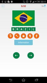 Flag Quiz apk screenshot