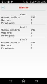 U.S. President Quiz apk screenshot