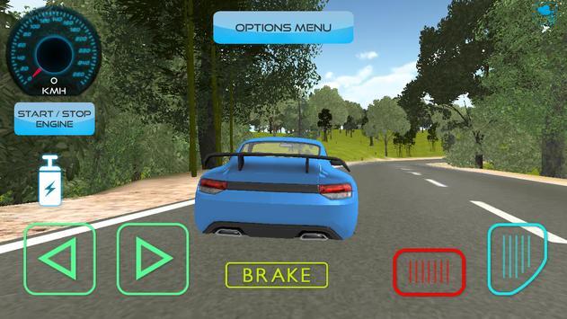 indonesia car simulator screenshot 2