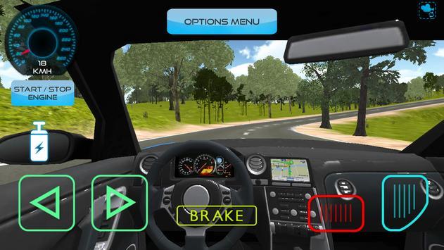indonesia car simulator screenshot 6