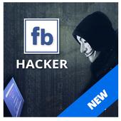 Password Fb Hacker Prank icon