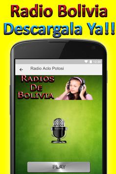 Radios de Bolivia | Las Mejores Radios Bolivianas apk screenshot