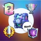 Stats Royale Chest Tracker icon