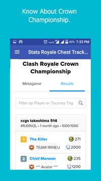 Stats Royale Chest Tracker screenshot 9