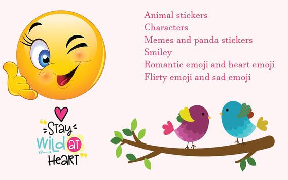 chat stickers kiss emoji for facebook apk download free social