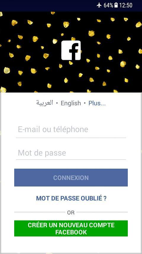 Tw Facebook Lite Gold Apk Free