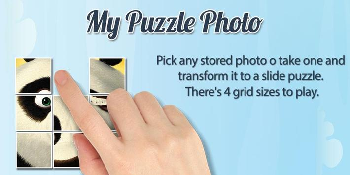 My Photo Sliding Puzzle poster