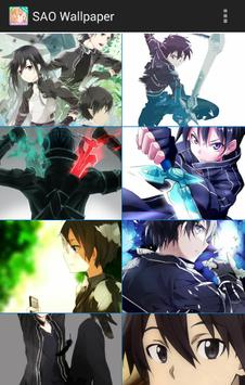 Kirito SAO2 Wallpaper apk screenshot
