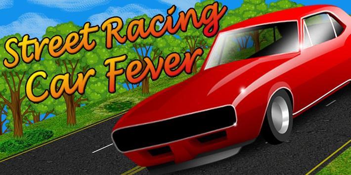 Speed Racing Street Car poster