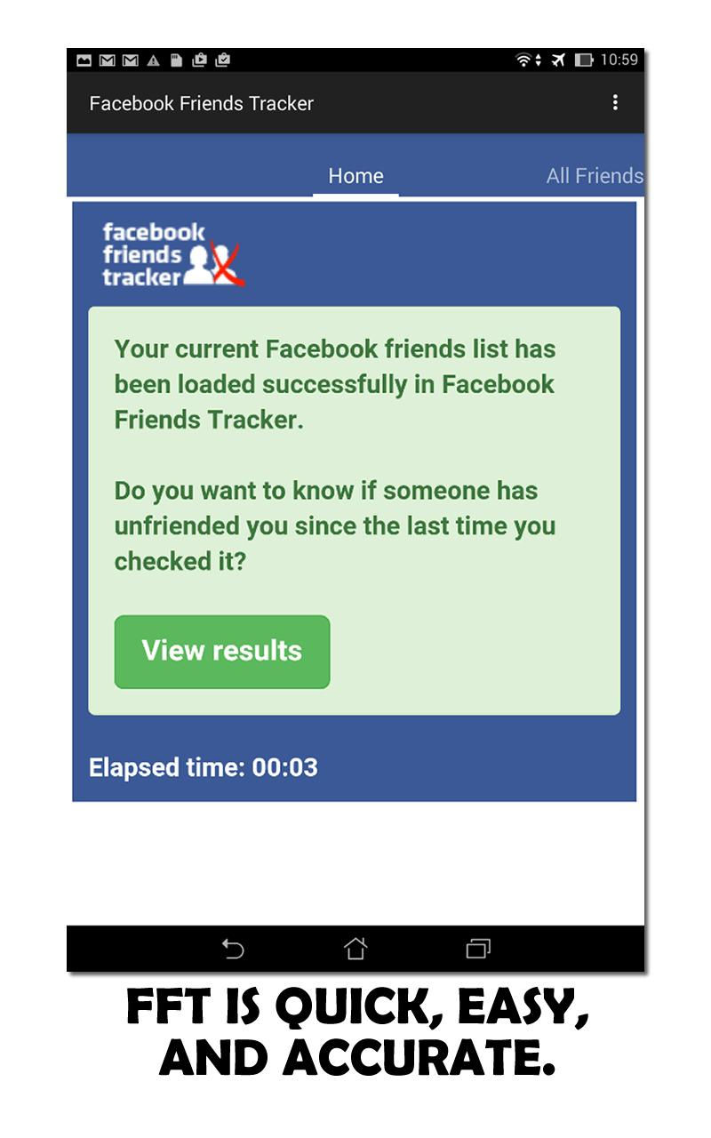 Who deleted me from Facebook? for Android - APK Download