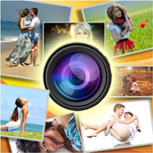Go photo collage icon