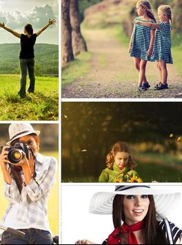 Go photo collage apk screenshot