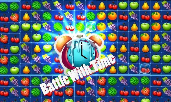 Crazy Fruit Splash Deluxe Line screenshot 2