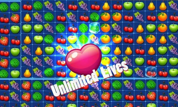 Crazy Fruit Splash Deluxe Line screenshot 3