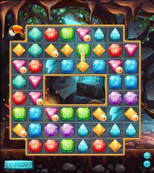 Jewel Quest Gems Star Deluxe screenshot 3