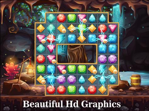 Jewel Quest Gems Star Deluxe screenshot 2